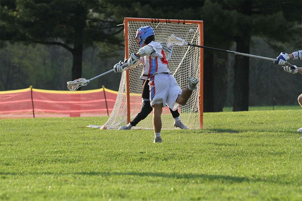 Arrowhead Boys Lacrosse Goal Shot